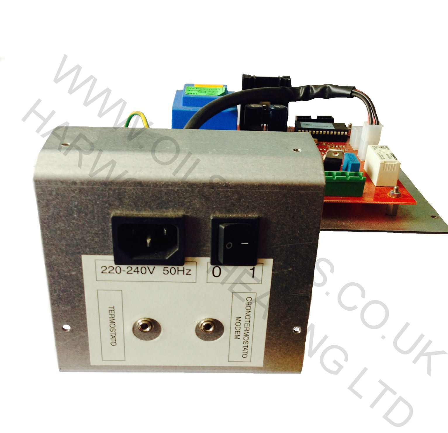 Thermorossi pcb ecotherm 3000 harworth heating for Thermorossi ecotherm 3000