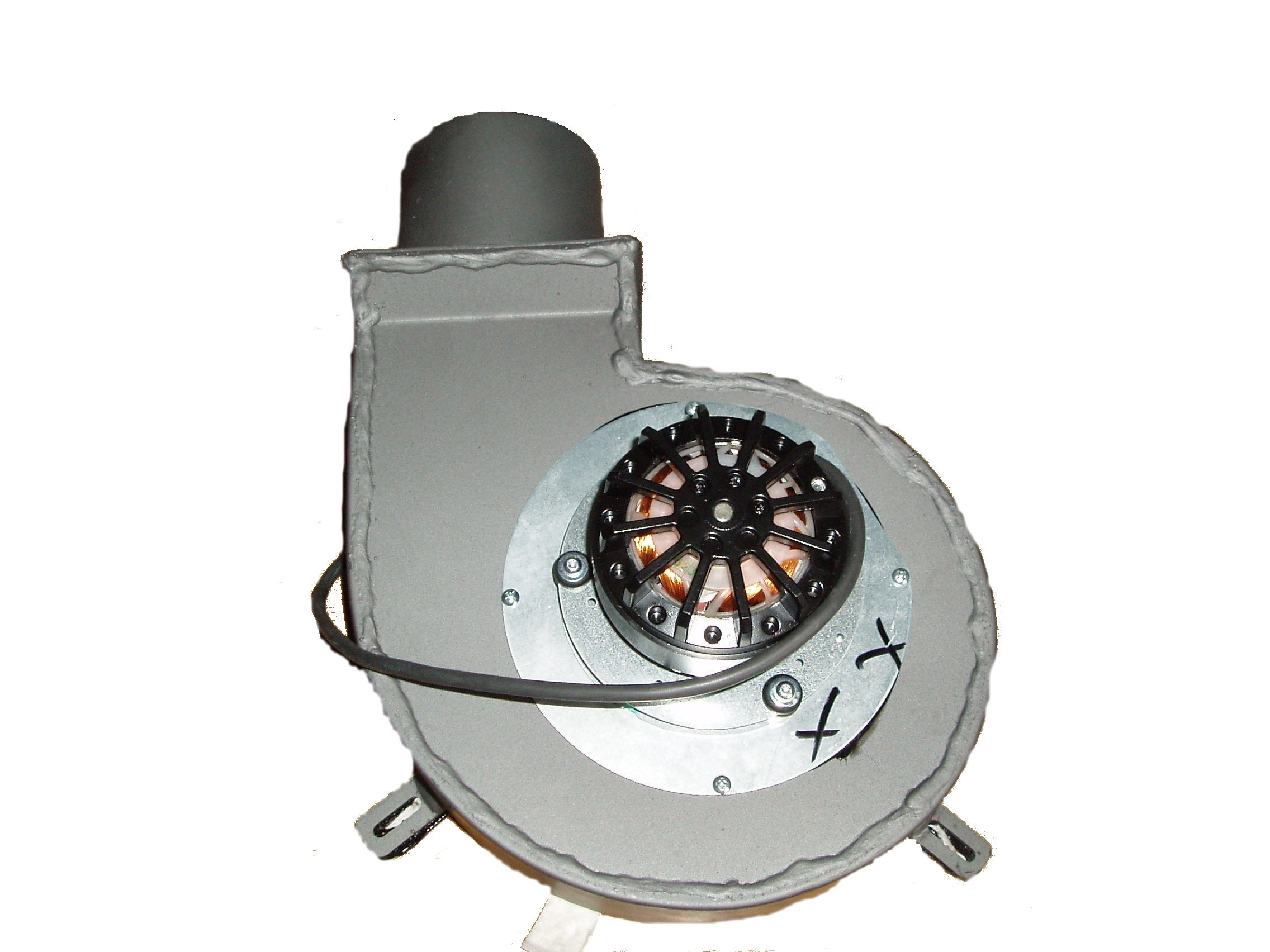 Smoke Extractor Fans : Thermorrossi smoke extractor fan com eco comp