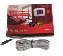 Thermorossi Std Digital Programmable Thermostat Ciao/1000e