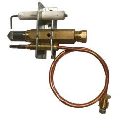 BURLEY 4221 ESTEEM NATURAL GAS OXY PILOT
