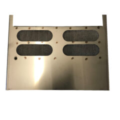 BURLEY 9105  HOLLYWELL STAINLESS STEEL BAFFLE PLATE