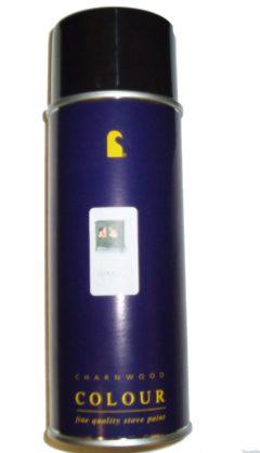 Charnwood Matt Green 400ml Spray Paint Aerosol