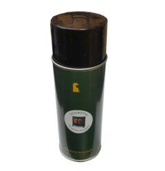 Charnwood 400ml Spray Paint - Gunmetal Aerosol