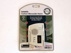 Clearview H45en Carbon Monoxide Detector Alarm Cvco