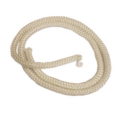 ClearView Fire Rope 10mm Diameter Per Metre White