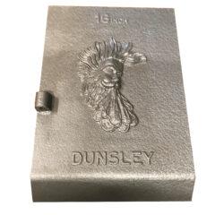 "DUNSLEY 16"" SUPERCLEAN BOILER L/H DOOR"