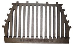 "Dunsley 18"" Firefly Bottom Grate (0501)"