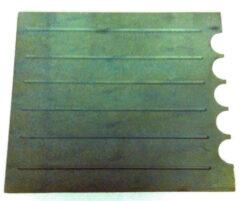Dovre Inner Backplate 2000/2700 Dv-824ua