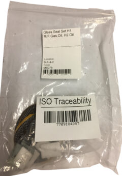 Harmony Glass Seal Set H1 M/f,gas,oil,h2 Oil