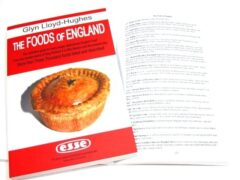 Foods Of England