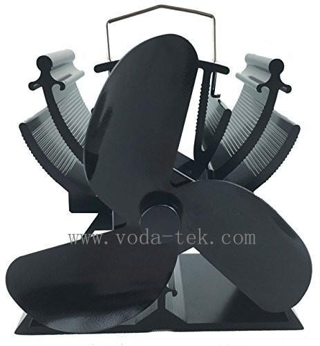 Mini Stove Top Fan Black Vdsf633b