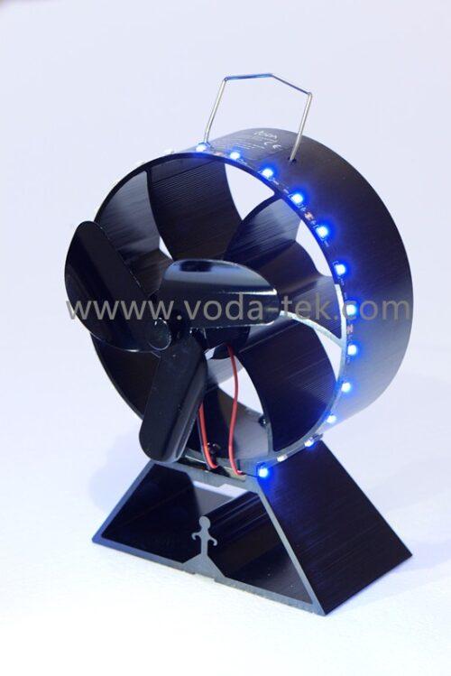 Stove Top Fan Vdsf643blb Black With Blue Led