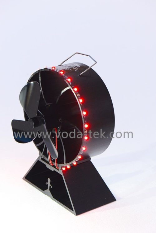 Stove Top Fan Vdsf643blr Black With Red Led