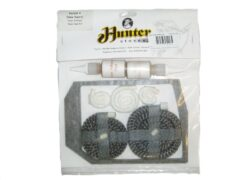Hunter Herald 4 New Door Seal Rope Kit