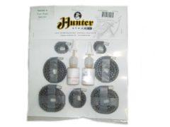 Hunter Herald 4 Herald 5 Compact Double Door Seal Rope Kit