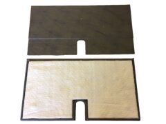 602 Cleanburn Wood Side Burn Plate Old 153575