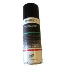 Jotul New Type Matt Black 200ml Heat Resistant Stove Paint Spray Can