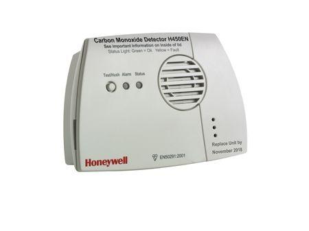 Morso Honeywell Unbranded Carbon Monoxide Detector