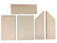 Morso S10 Full Set Vermiculite Baffles & Bricks