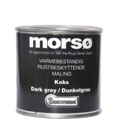 Morso Pot Of Grey Paint 1/4 Of Ltr