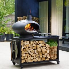 Morso Outdoor Living Forno Garden Set