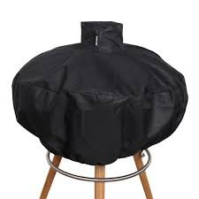 Morso Outdoor Living Grill Forno Cover Black Polyester Water Resistant
