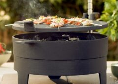 Morso Outdoor Living Grill 71 Table Top Grill