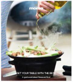 Morso Outdoor Cookbook