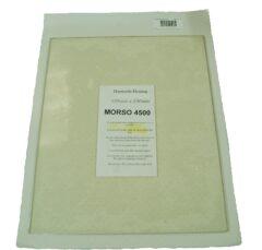 MORSO 4500/4560 DOOR GLASS (290 X 335MM)