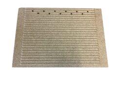 Morso Back Brick 7600 - Vermiculite