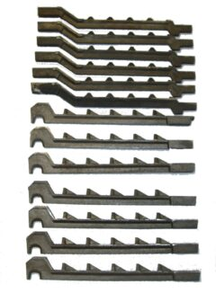 Parkray Set Of 13 Fire Bars Coalmaster Ii