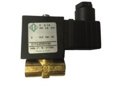 Rayburn Oil Fired 368k Solenoid Valve Inc Lead