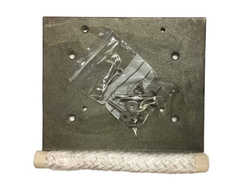 Cast Hot Plate Baffle Replacement Kit