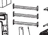 Stanley Shires Fire Fence Bars