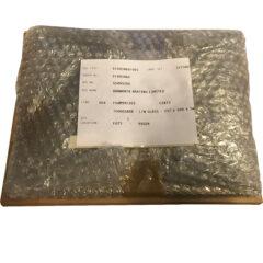 STANLEY DOOR GLASS OISIN/ SHIRE 260 X203 MM