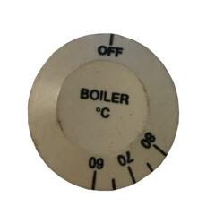 STANLEY BOILER KNOB ( 0 - 80DEG.C) WHITE BRANDON