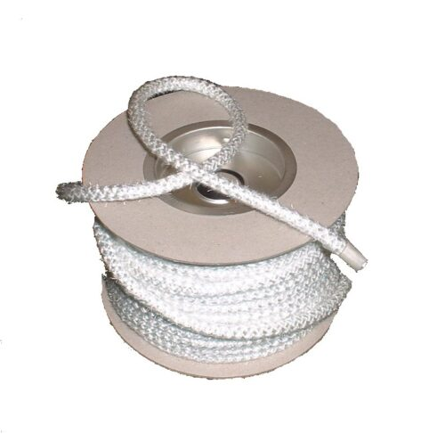 Stovax 1m X 9mm Rope Seal White 4020-1