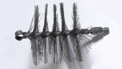 Stovax 8 Inch Steel Brush