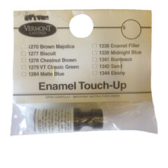 Vermont Enamel Touch Up Paint - Ebony (midnight Black)