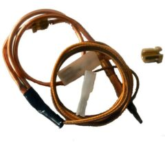 NO LONGER AVAILABLE VILLAGER THERMOCOUPLE N/G/LPG LEADS 9MM SPLIT NUT