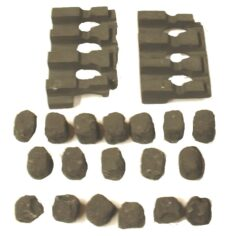 Yeoman Excel N/g Matrix & Coals Set Ym-ya56142